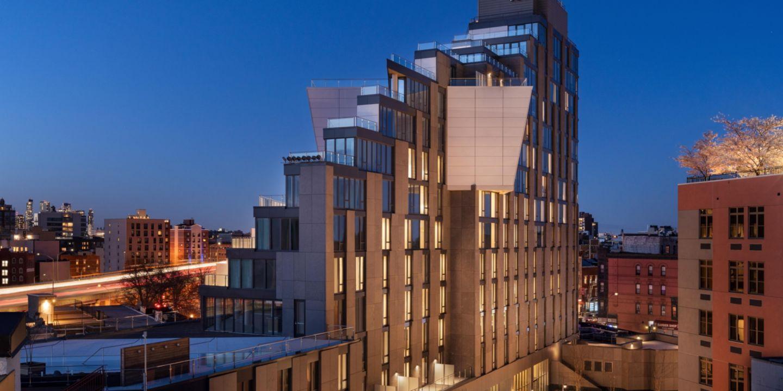 Brooklyn Hotels Hotel Indigo Williamsburg