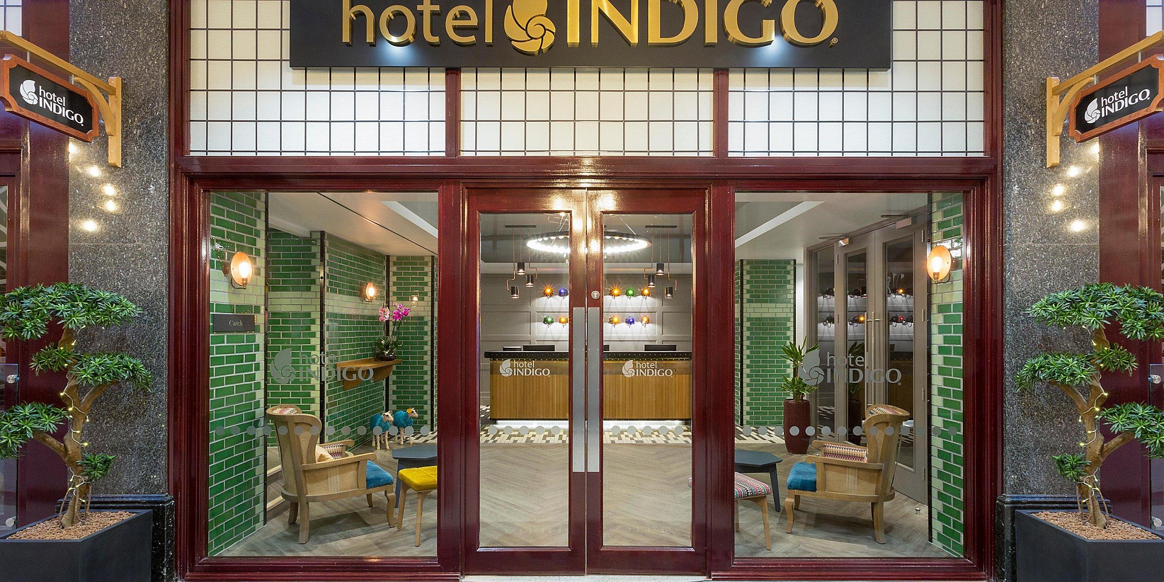 Hotel Indigo Cardiff Wales Boutique Cardiff City Centre Hotel