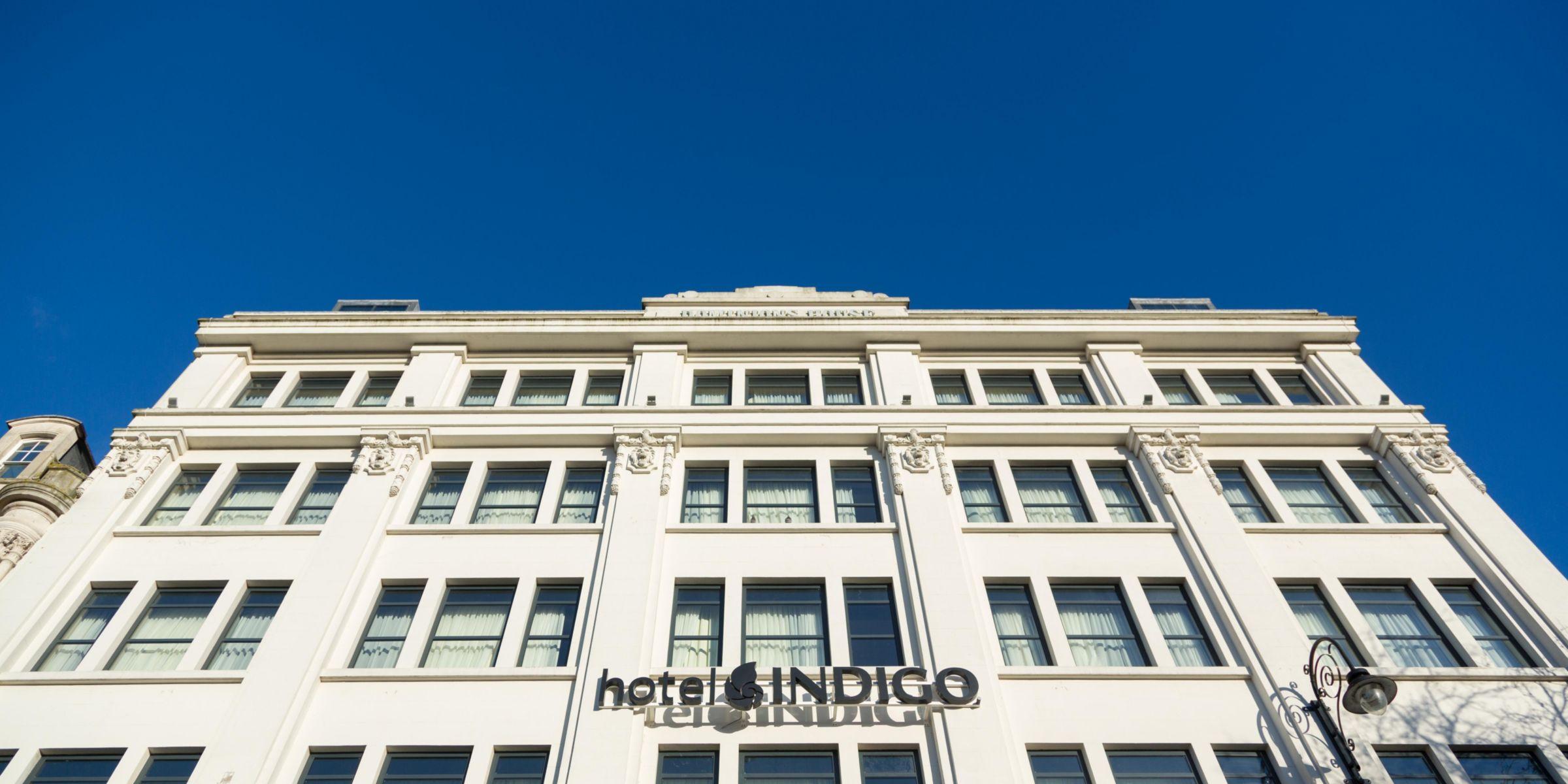 Hotel Indigo Cardiff Facade