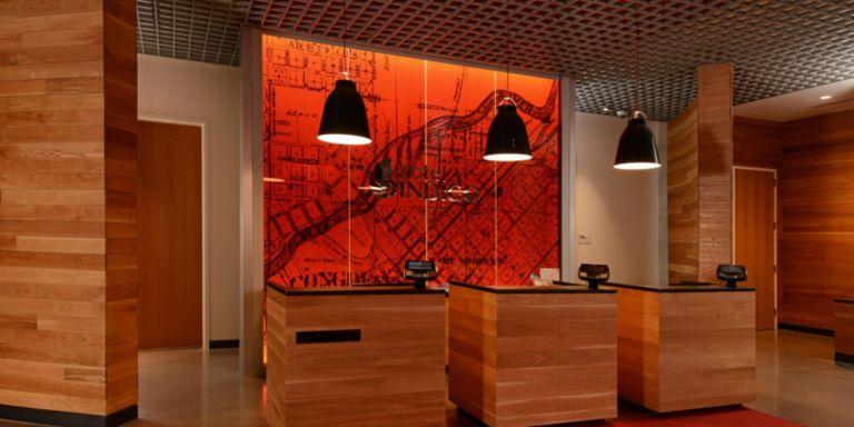 Front Desk Hotel Lobby
