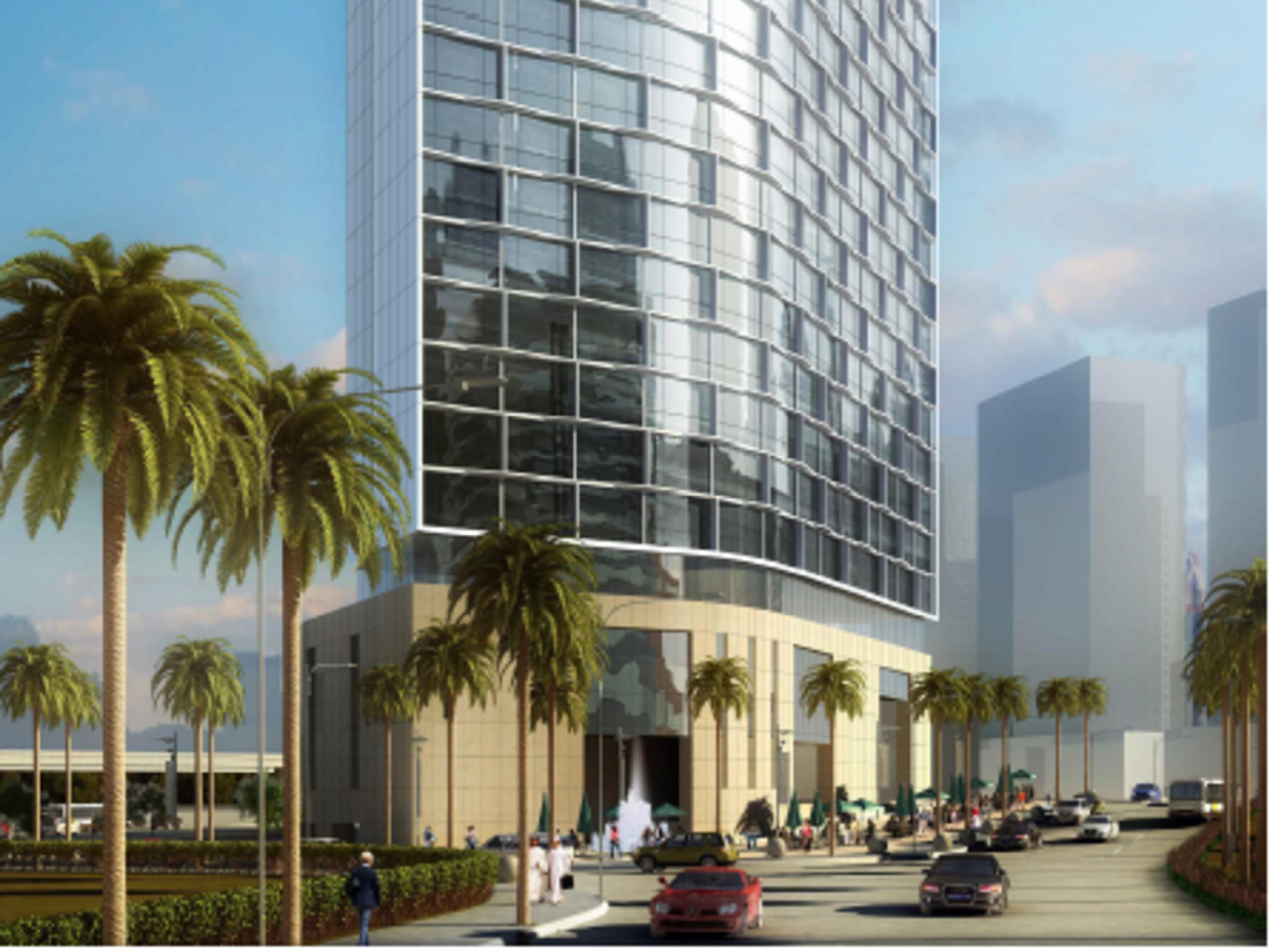 Hotels Near Sheikh Zayed Road in