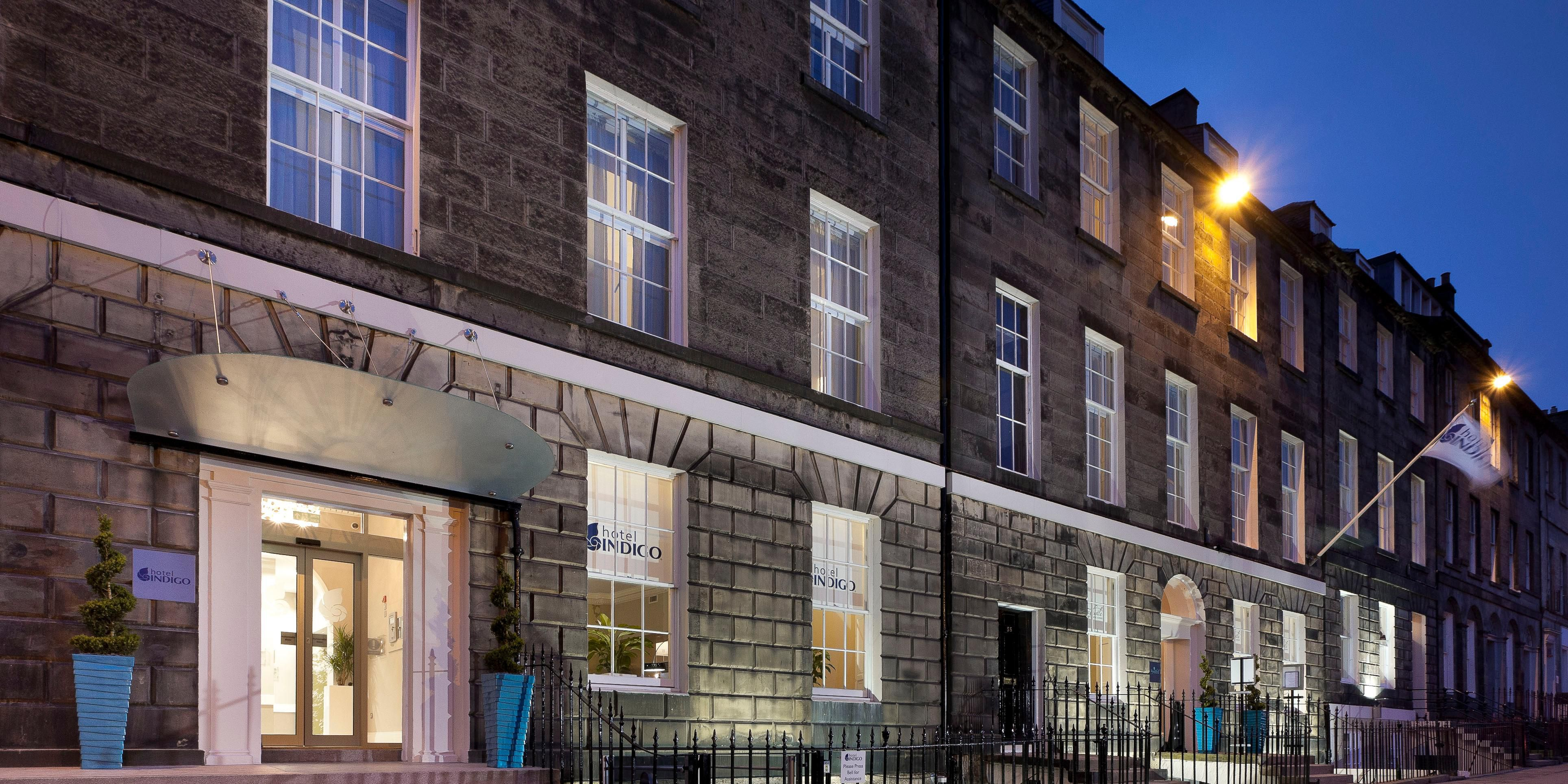 Home Hotel Indigo Edinburgh Hotels Image Banner