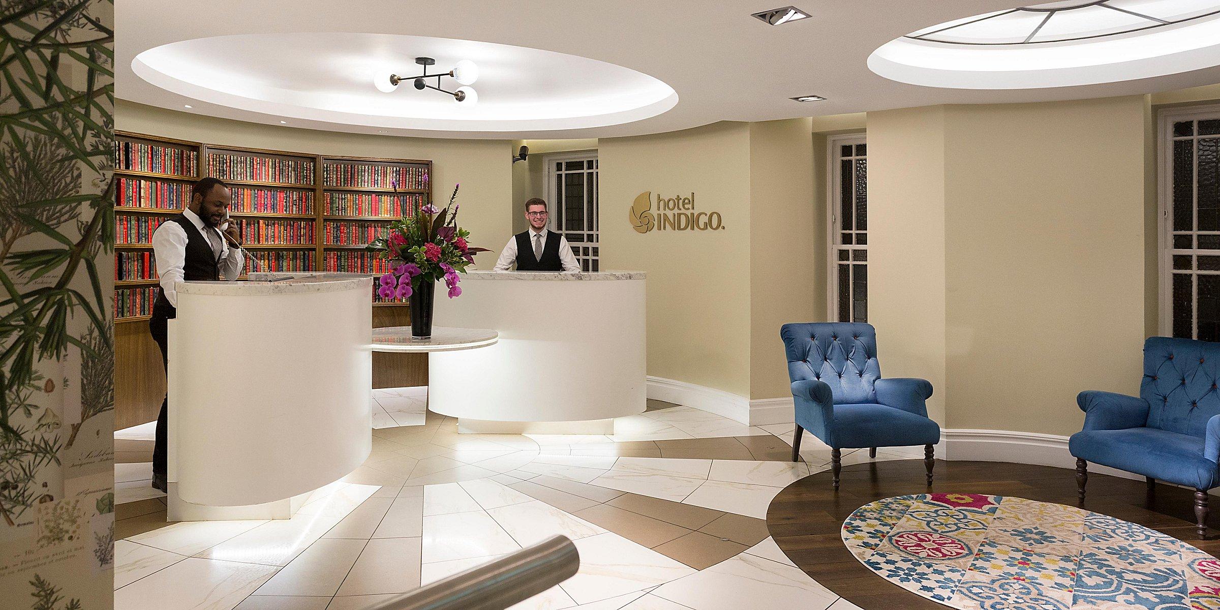Boutique Hotel Hotel Indigo Edinburgh Princes Street