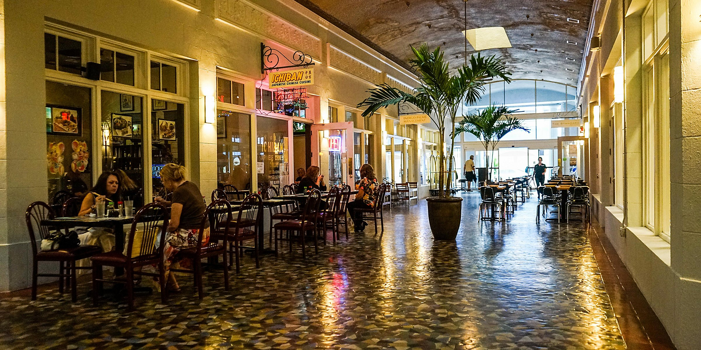 Fort Myers Hotels Hotel Indigo Ft Myers Dtwn River District