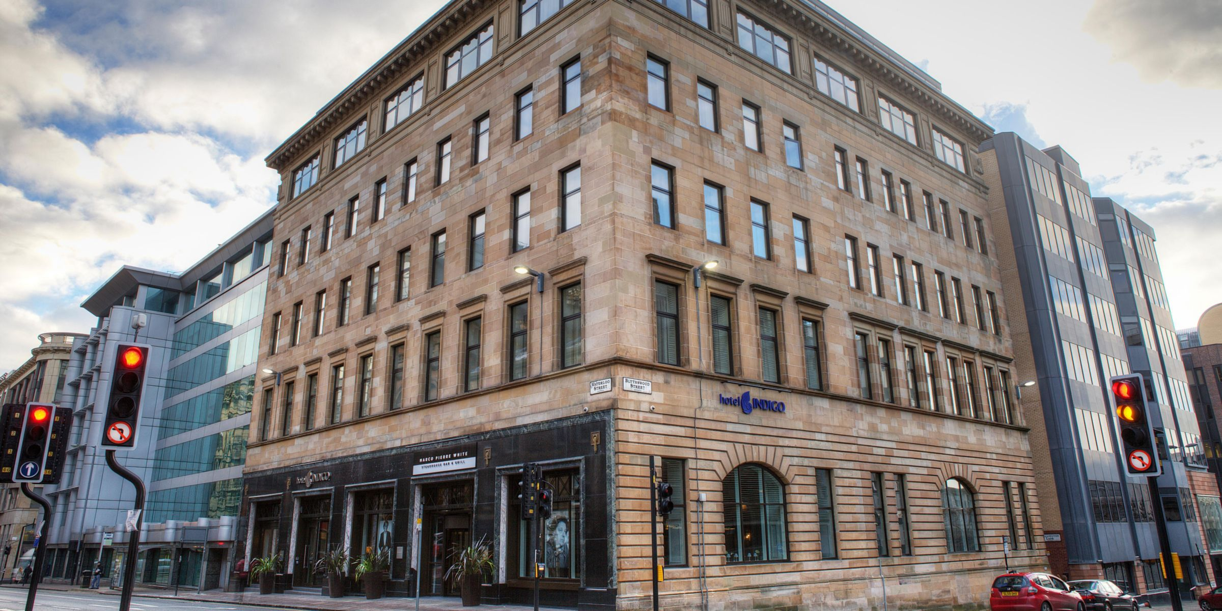 Welcome hotel indigo glasgow boutique city centre hotel hotel indigo glasgow hotel indigo is a beautiful building minutes from central station malvernweather Images