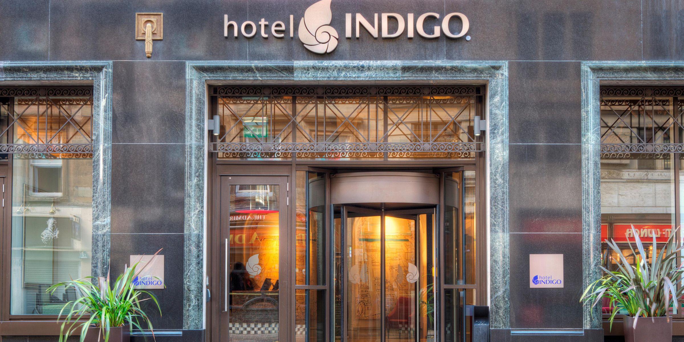 Hotel Indigo Glasgow A Warm Welcome Awaits You