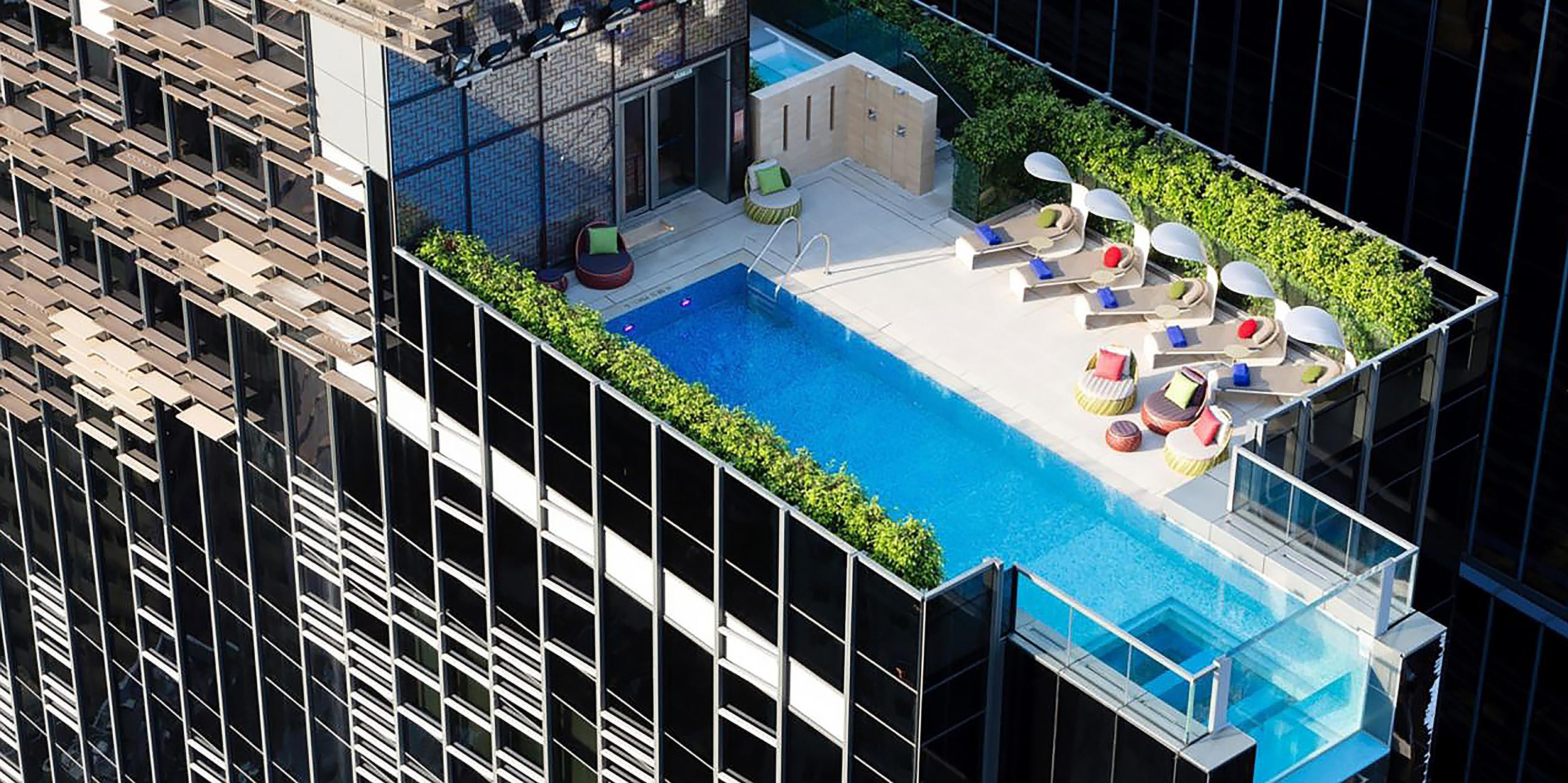 Hotel Indigo Hong Kong Island In