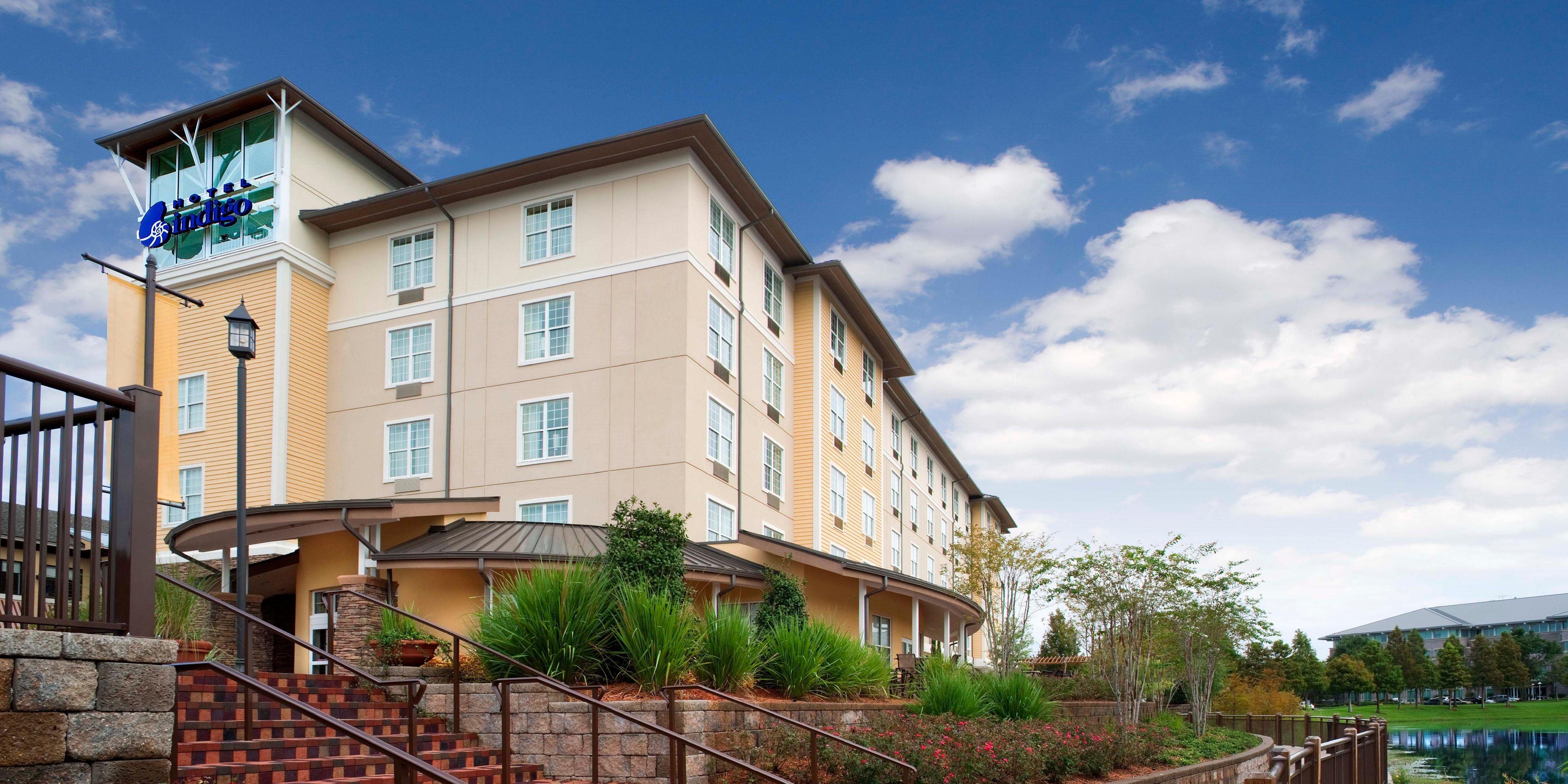 Home Hotel Indigo Jacksonville Hotels Image Banner