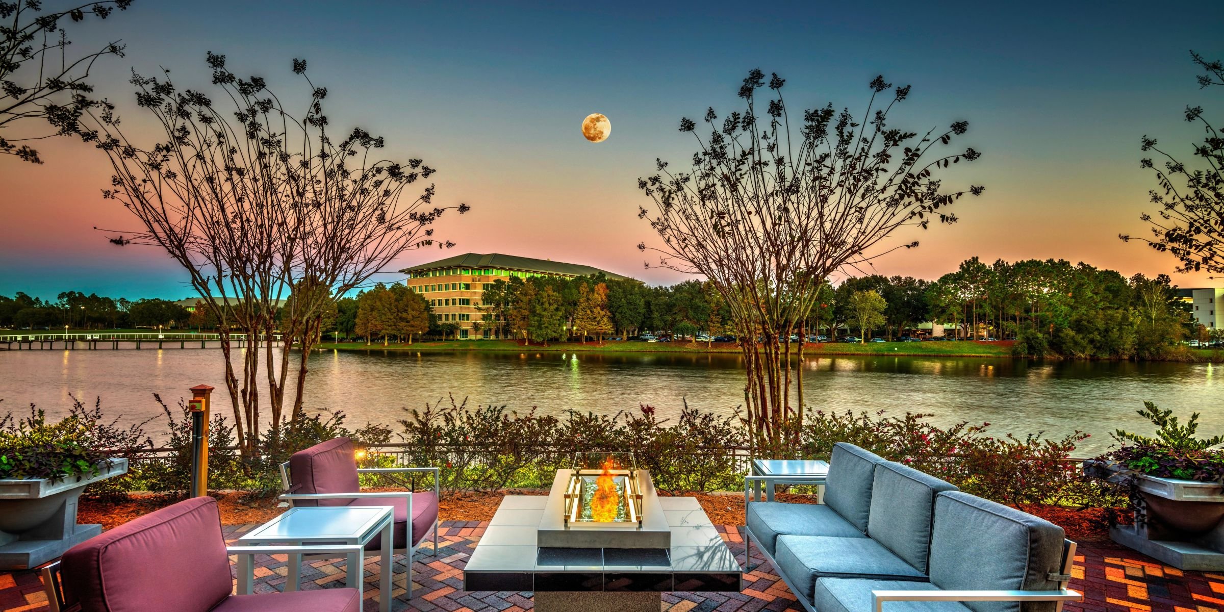 Jacksonville Hotels: Hotel Indigo Jacksonville-Deerwood Park Hotel ...