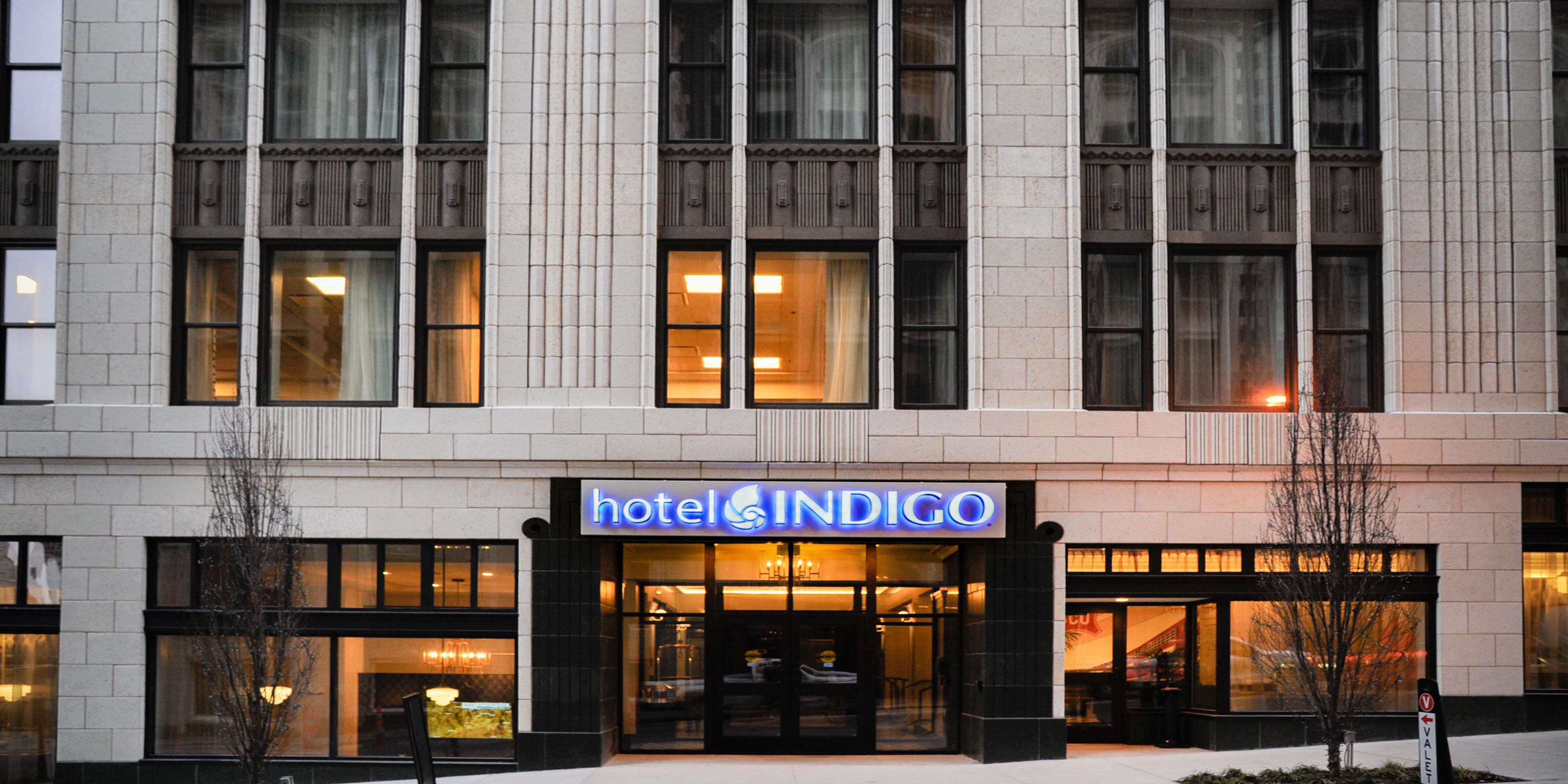 Hotel Indigo Kansas City Downtown In Missouri