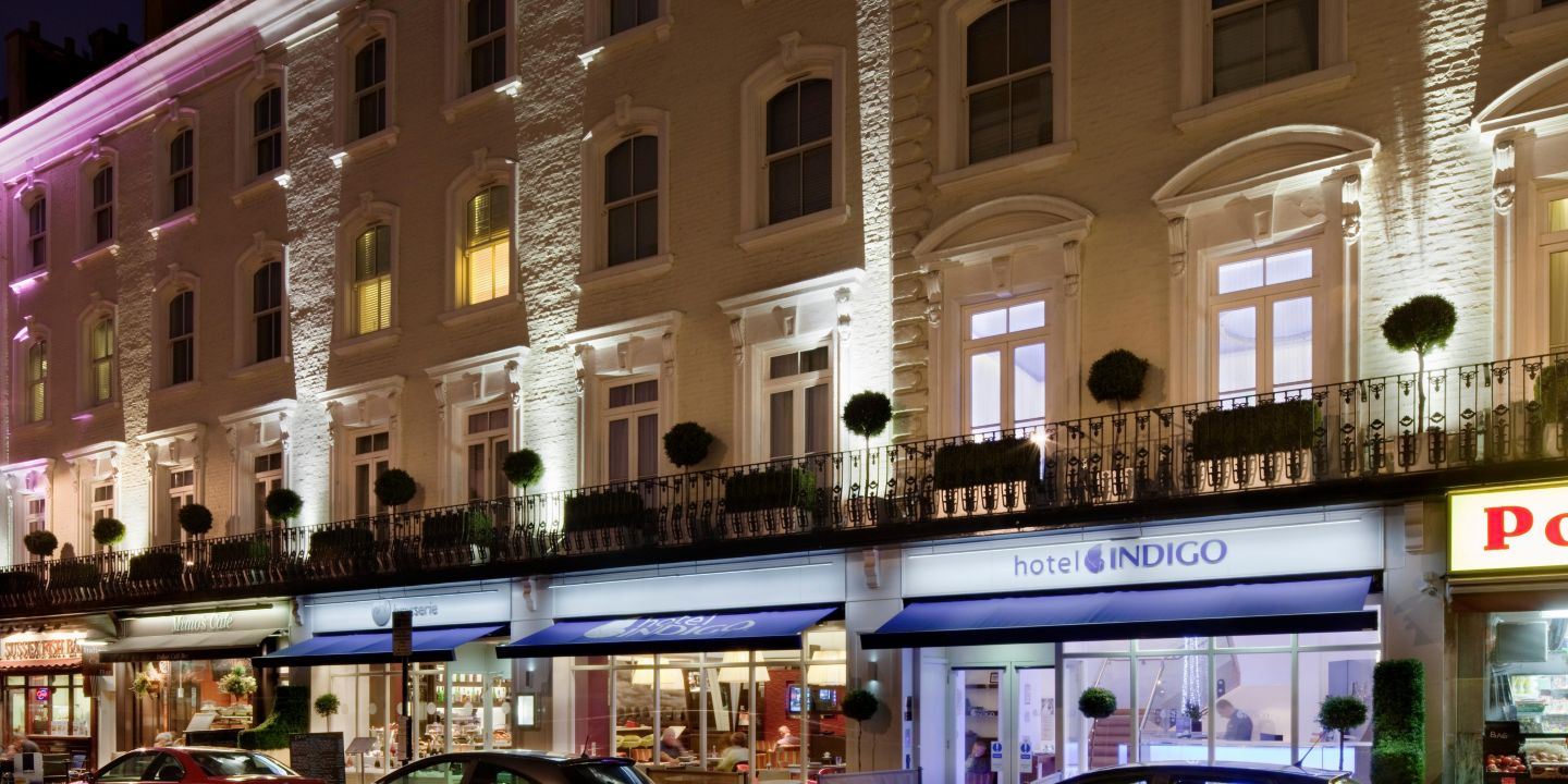 Restaurants Near Earls Court Station London
