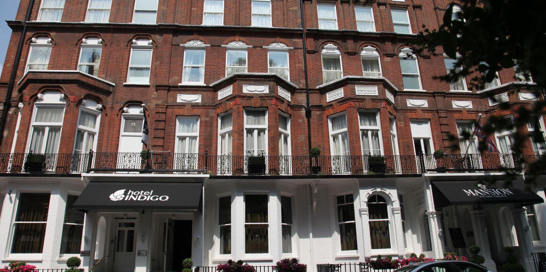 london hotels hotel indigo london kensington hotel in. Black Bedroom Furniture Sets. Home Design Ideas