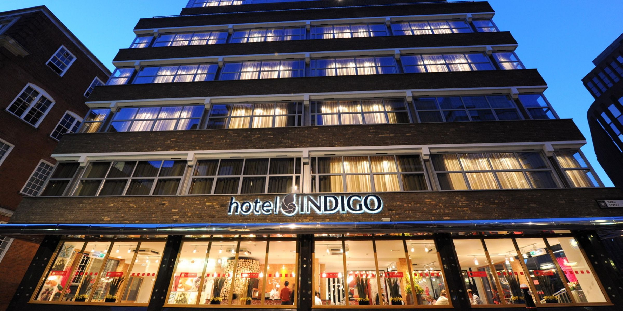 Boutique Hotel Hotel Indigo London Tower Hill