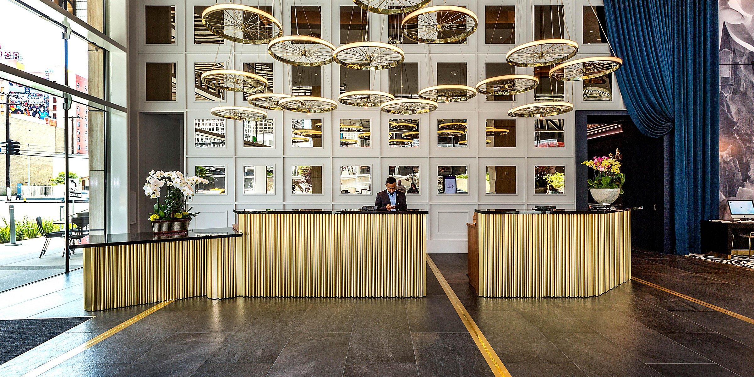 Fine Hotel Indigo Los Angeles Downtown La Boutique Hotels Near Download Free Architecture Designs Ogrambritishbridgeorg