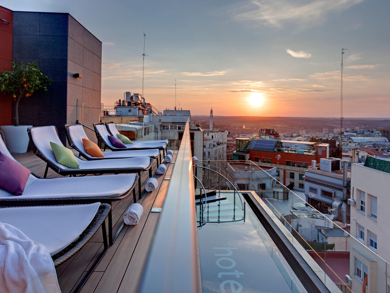 Angesagte Hotels in Madrid