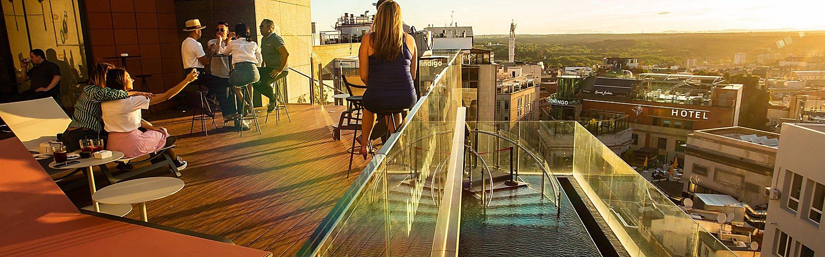 Hotel Indigo Madrid - Gran Via - Prenota il tuo soggiorno a ...