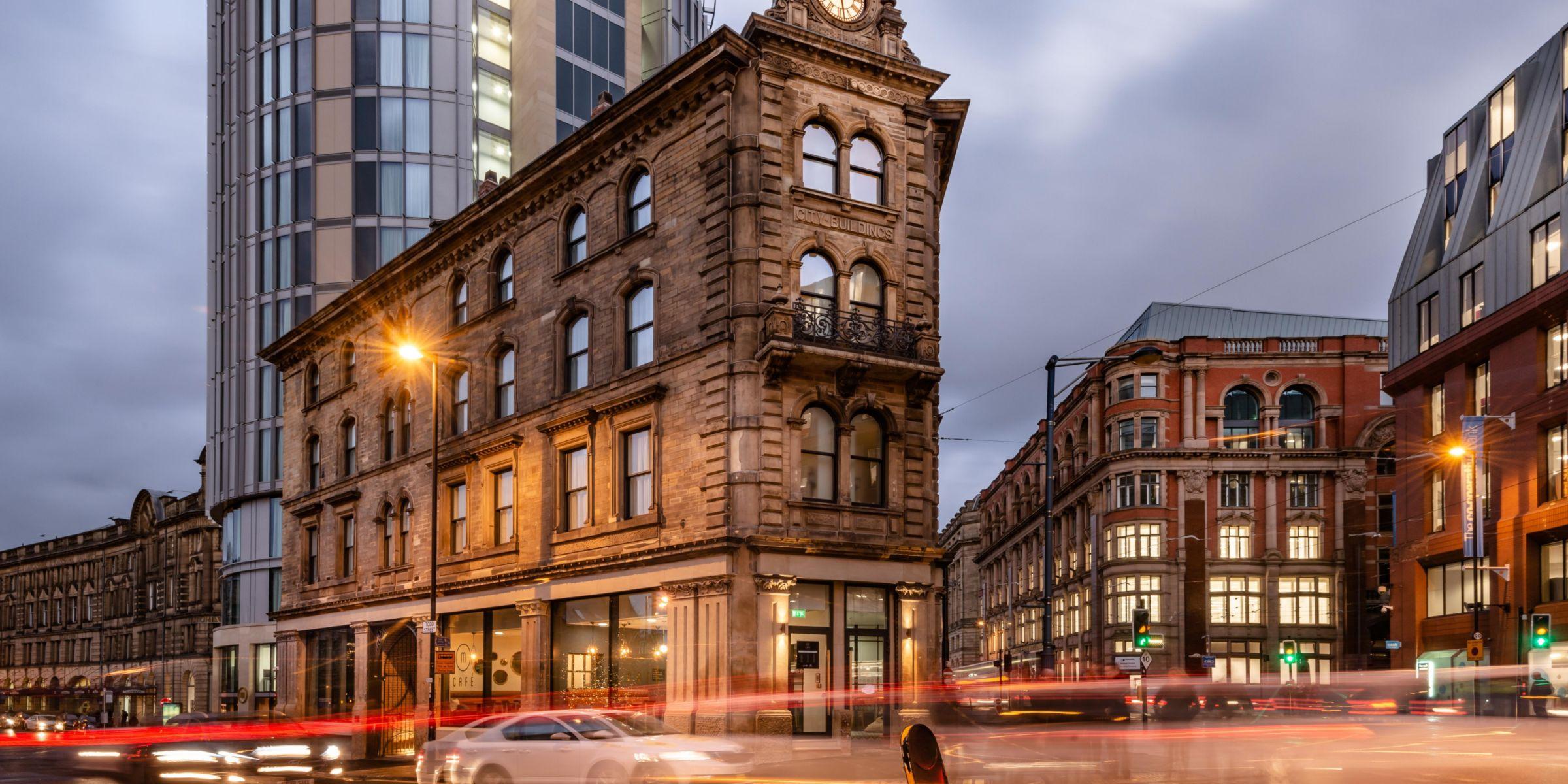 Hotel Indigo Manchester Victoria Station