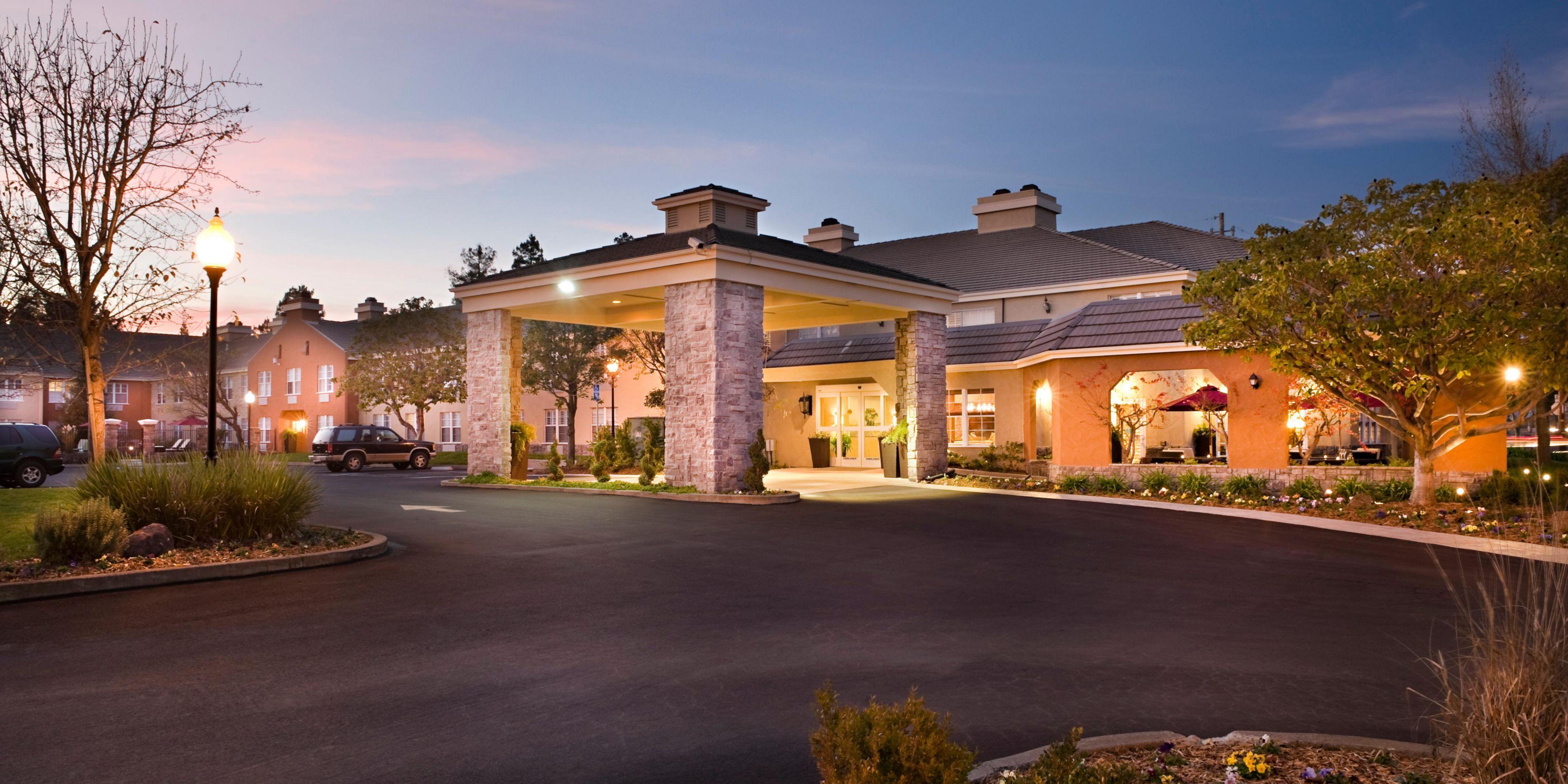 Napa Valley Hotels Hotel Indigo Napa Valley Hotel in Napa Valley