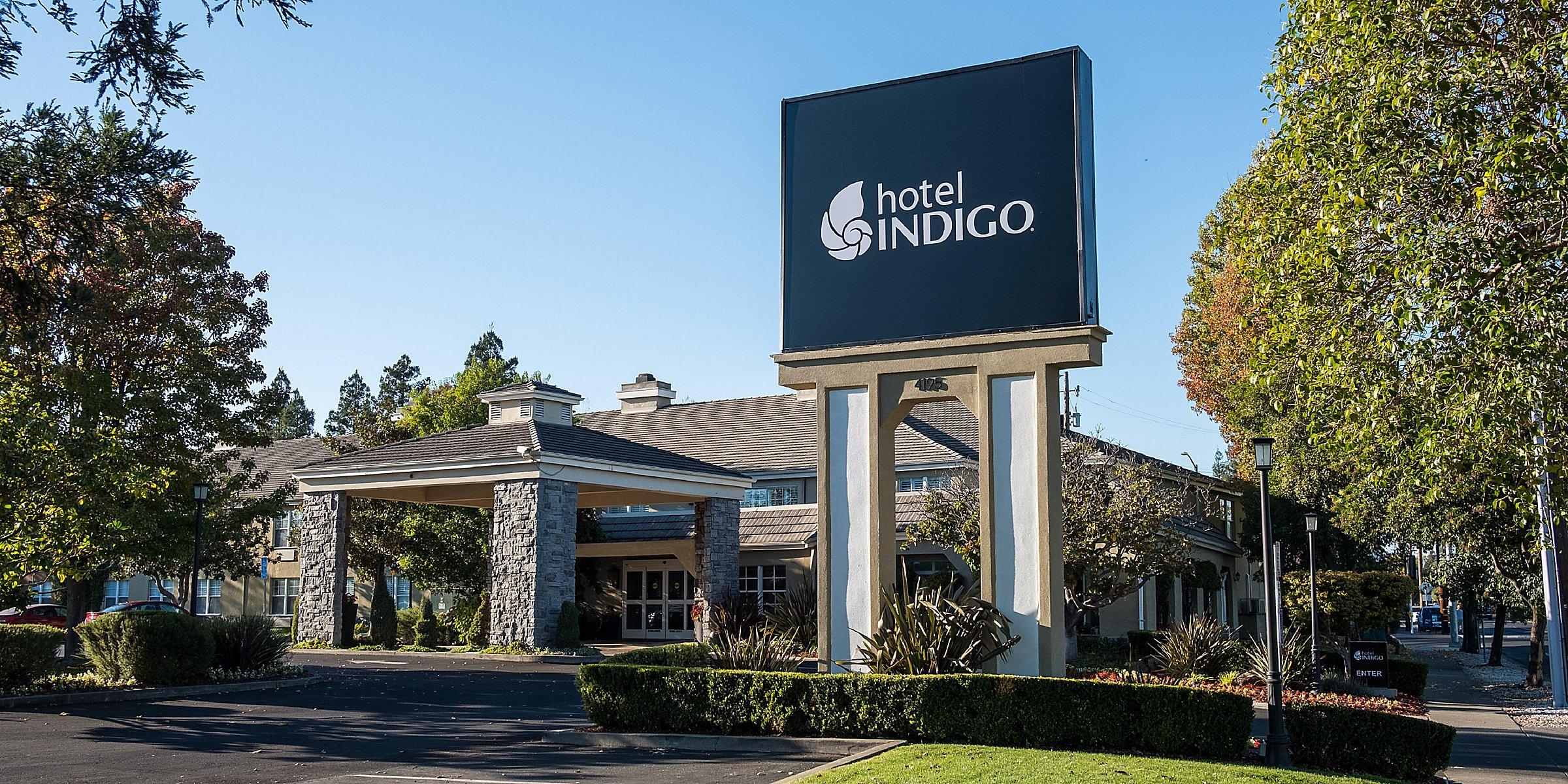 Napa Valley Hotels >> Napa Hotels Hotel Indigo Napa Valley Hotel In Napa California