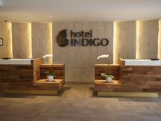 Hotel Indigo Naperville Riverwalk in Aurora, Illinois