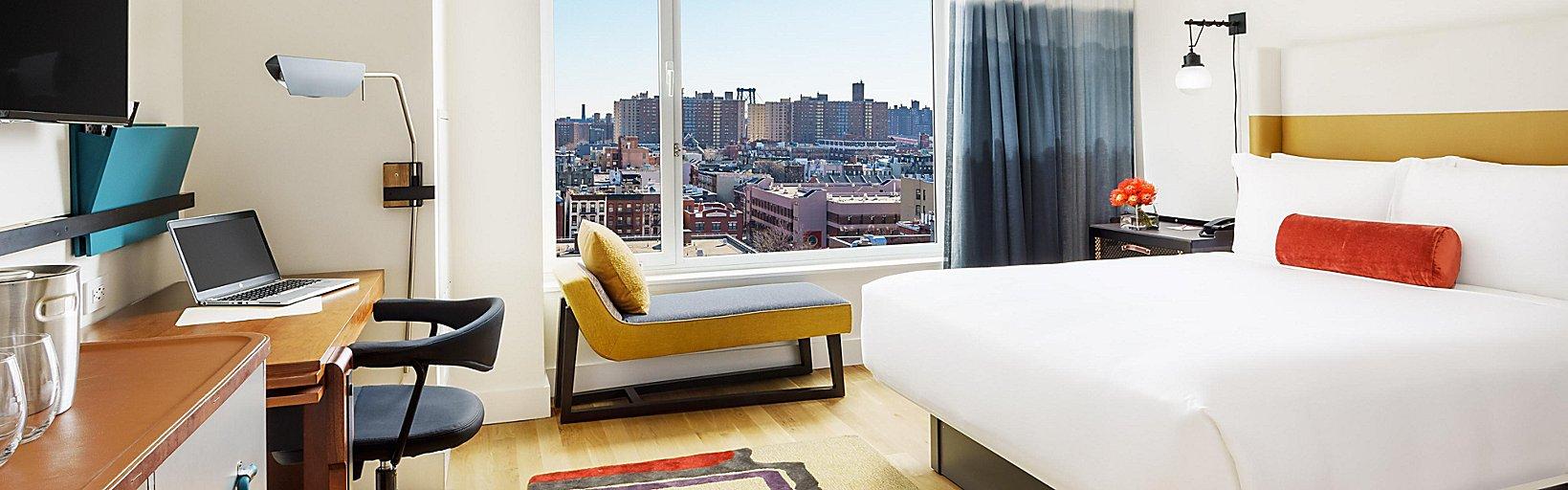 Hotel Indigo Lower East Side New York - Prenota il tuo ...