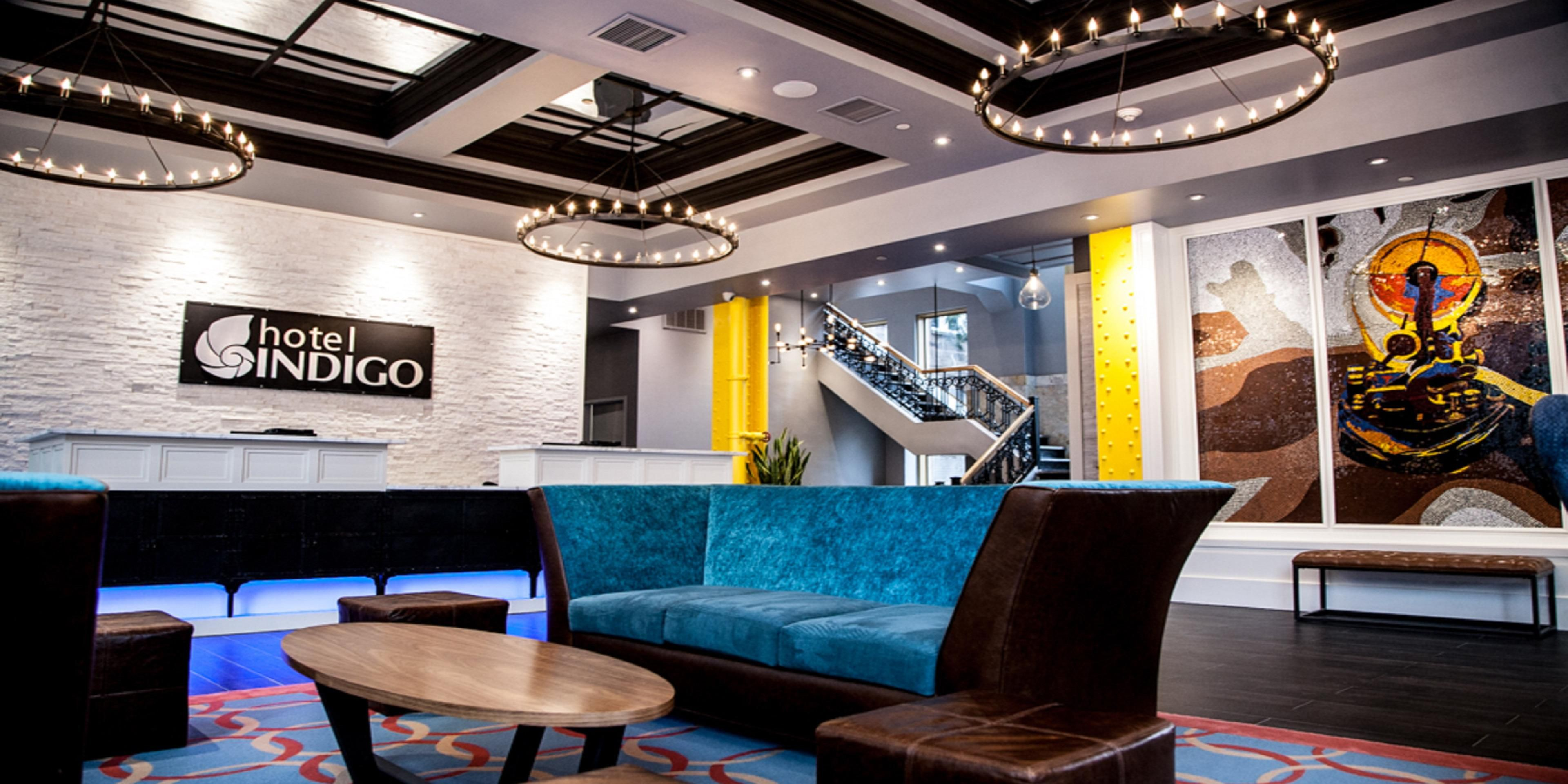 ... Welcome To Hotel Indigo Newark Downtown ...