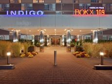 Hotel Indigo Boston - Newton Riverside in Worcester, Massachusetts