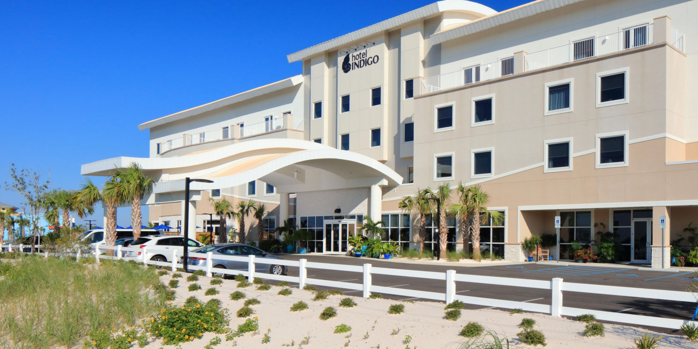 Hotel Indigo Orange Beach Gulf Ss