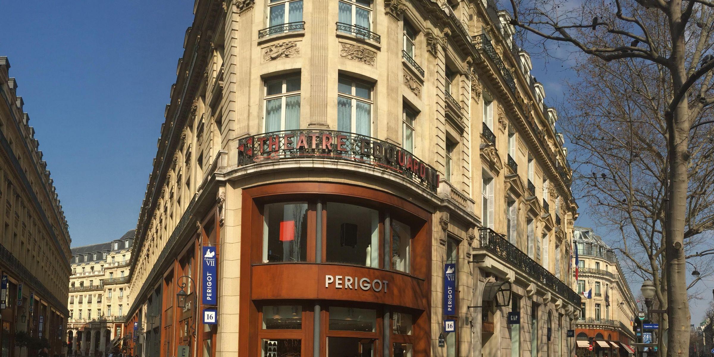 Rue Edouard Vii Hotel