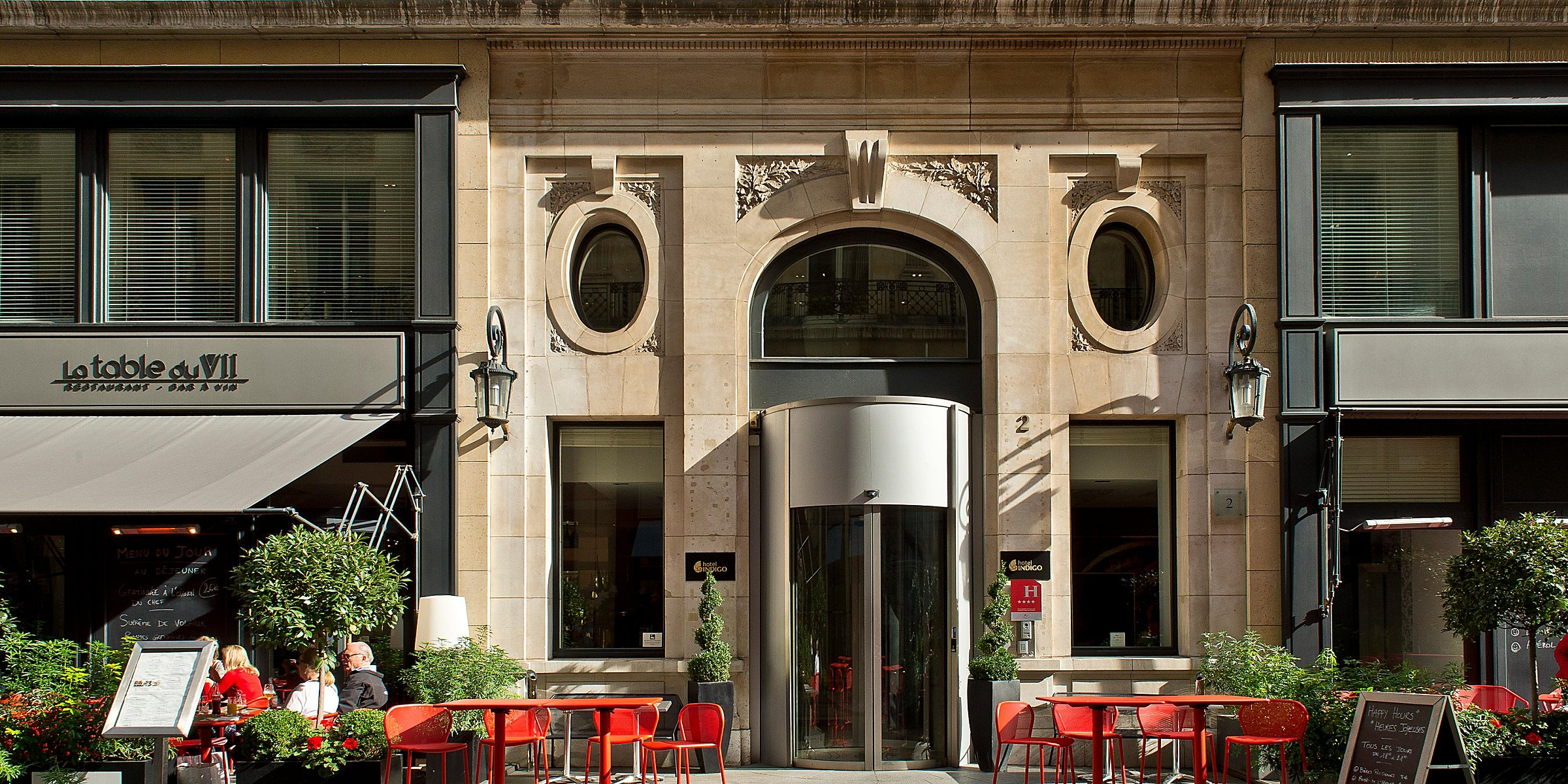 b4f810369ac8 Boutique Hotel Paris  Hotel Indigo Paris - Opéra