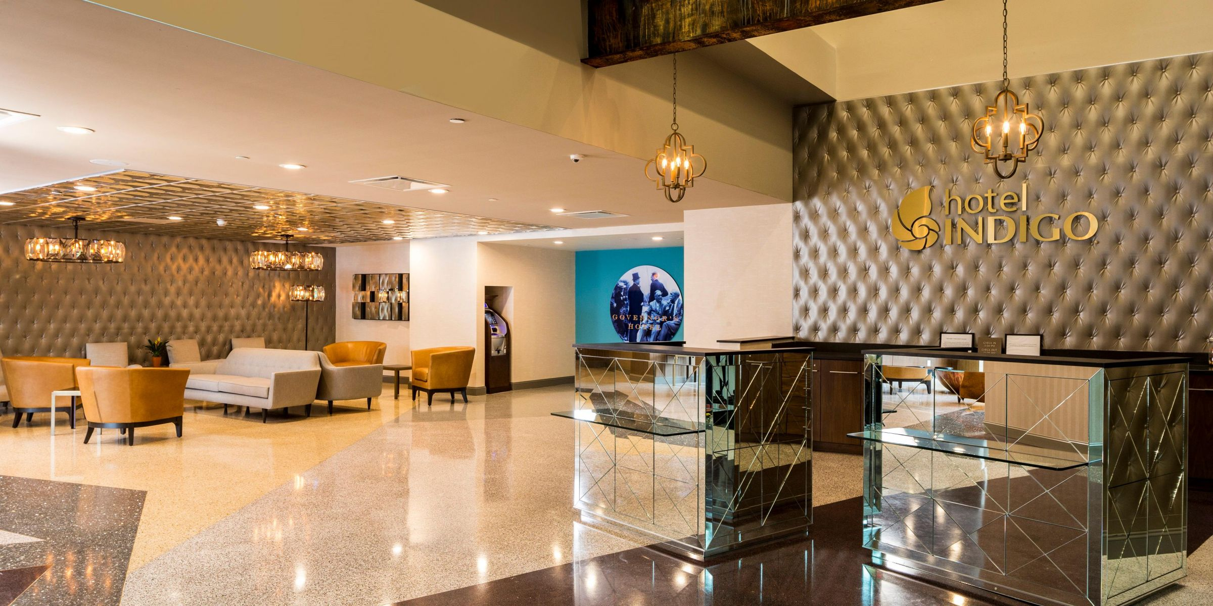 Pittsburgh hotels hotel indigo east liberty in interior for Interior design pittsburgh