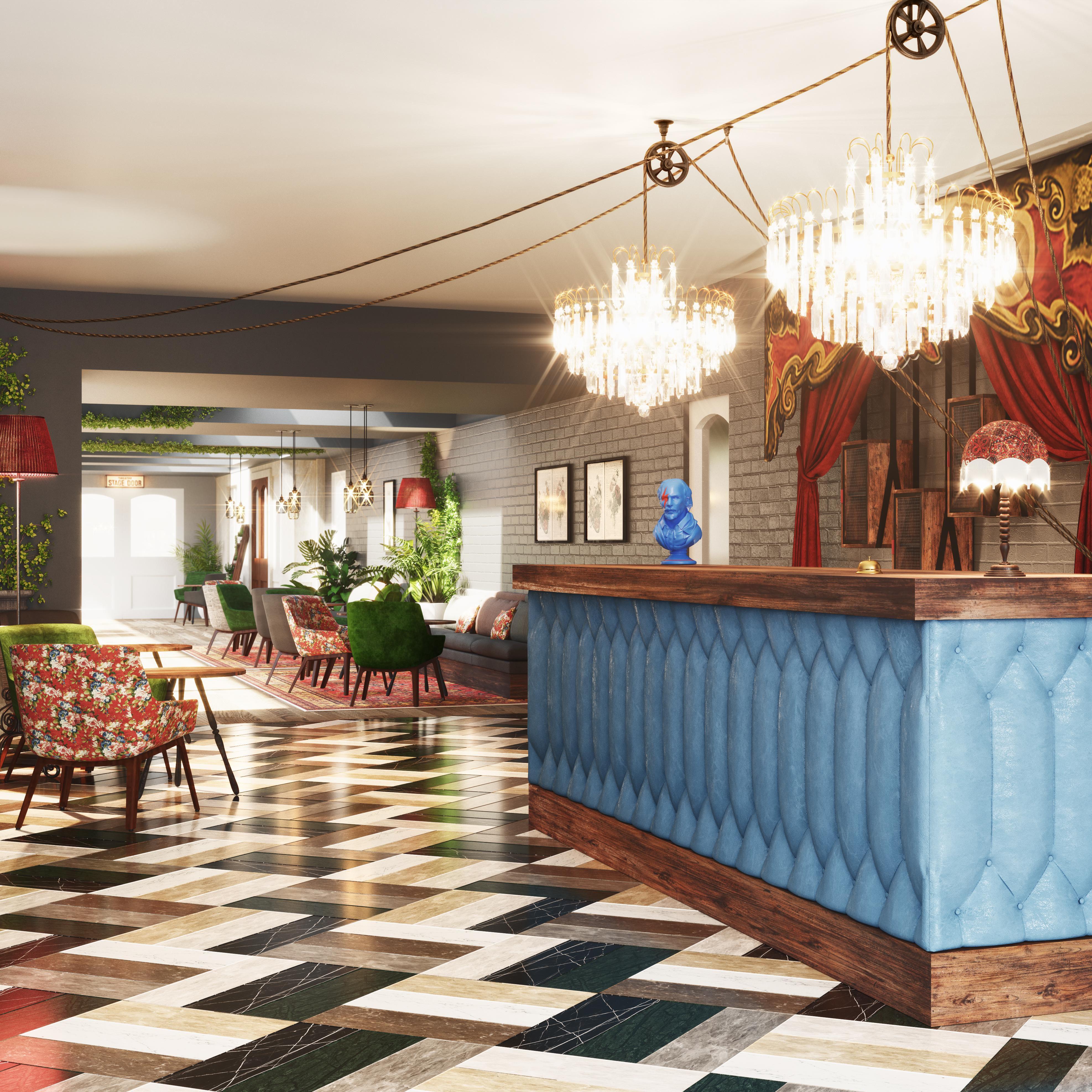 Hotel Indigo Stratford Upon Avon In Leamington Spa United Kingdom