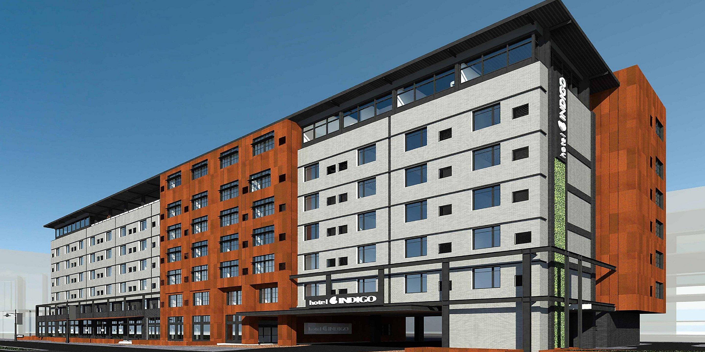 Brand new Hotel Indigo Tallahassee - College Town