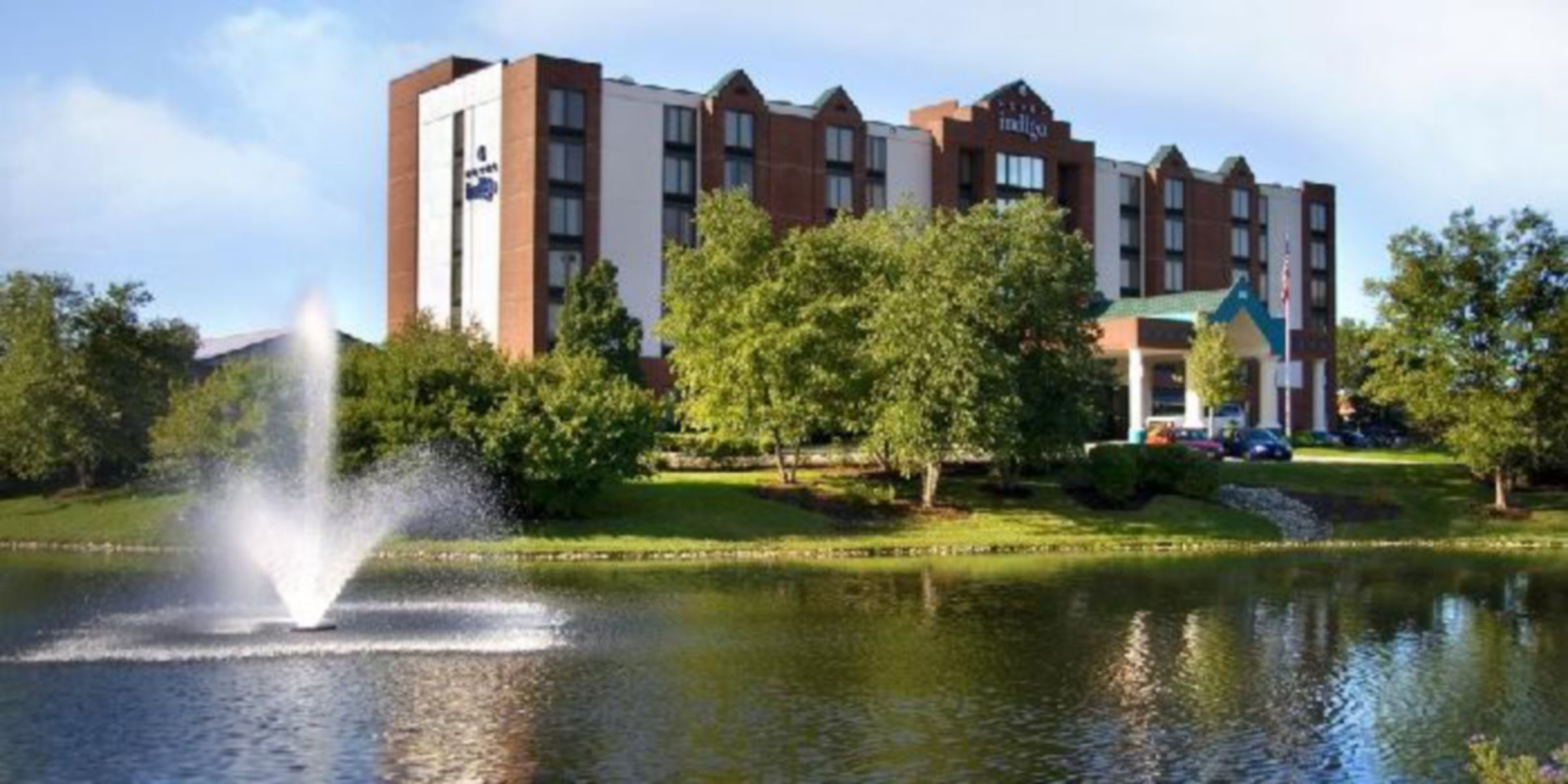 Welcome To Hotel Indigo Vernon Hills