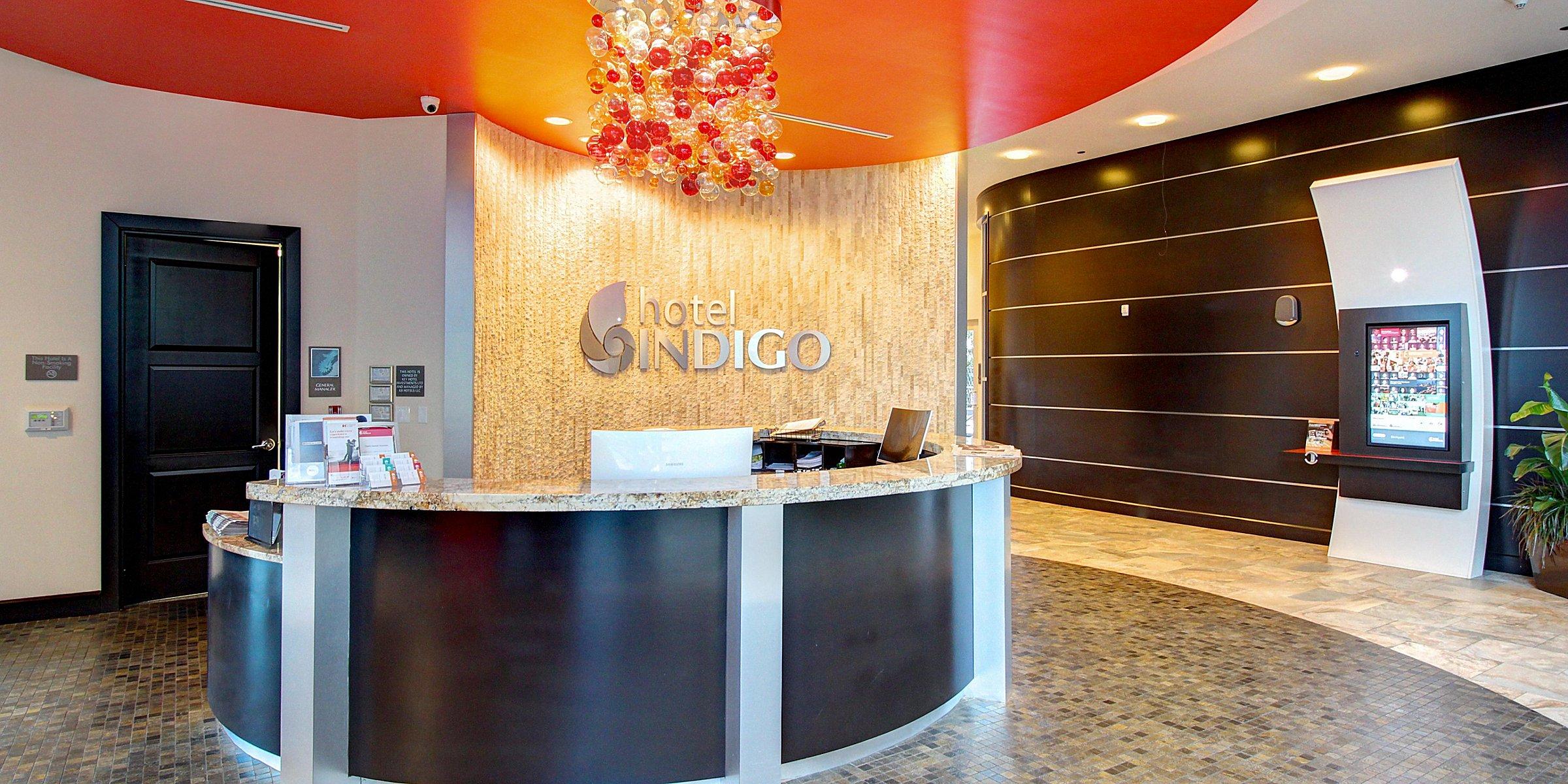 Waco Hotels: Hotel Indigo Waco - Baylor Hotel in Waco, Texas
