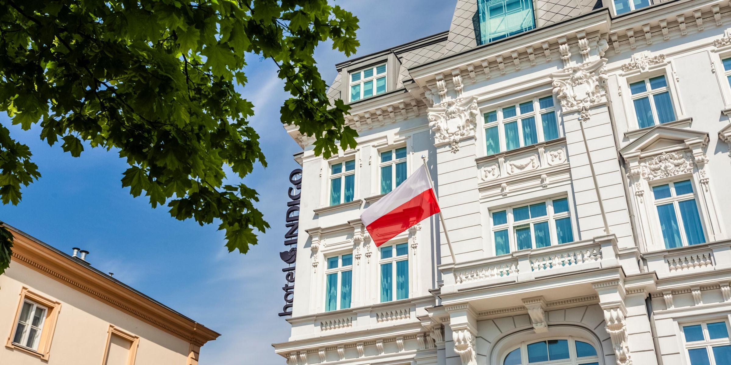 Boutique Hotel Warsaw: Hotel Indigo Warsaw - Nowy Swiat