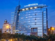 Hotel Indigo Xiamen Harbour in Zhangzhou, China