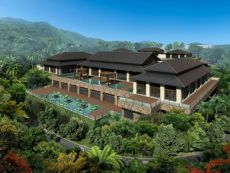 HUALUXE Hotels & Resorts Hainan Xiangshui Bay Resort in Sanya Bay, China