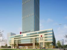 HUALUXE Hotels and Resorts Wuxi Taihu in Suzhou, China