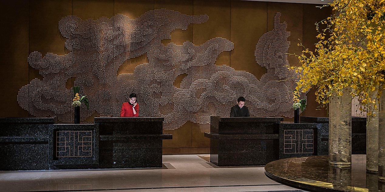 HUALUXE Yangjiang City Center - Yangjiang GD
