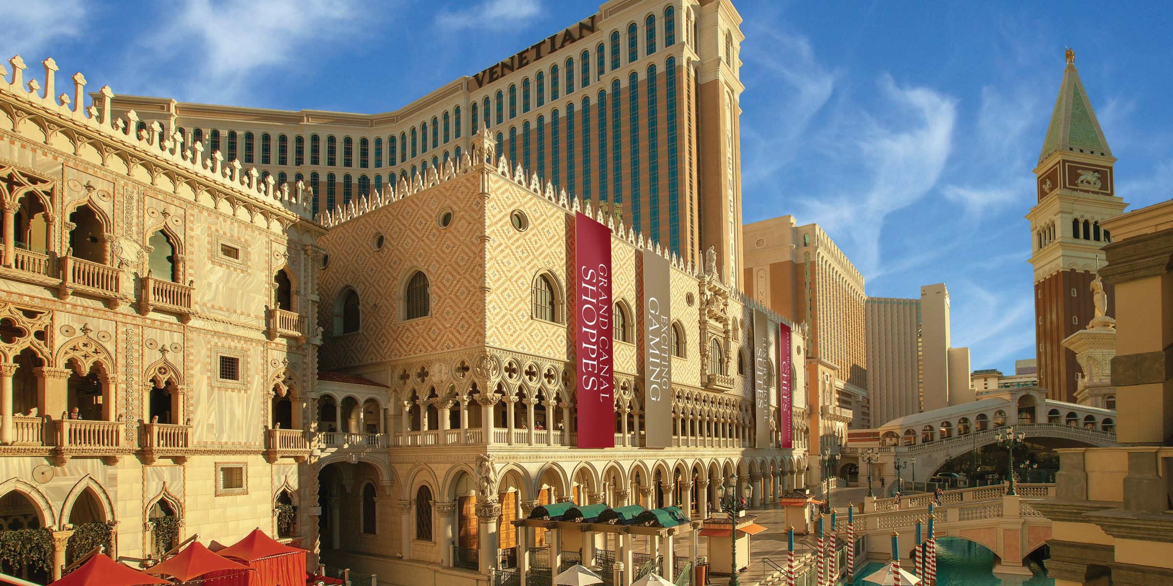 Hotel Exterior Palazzo Las Vegas