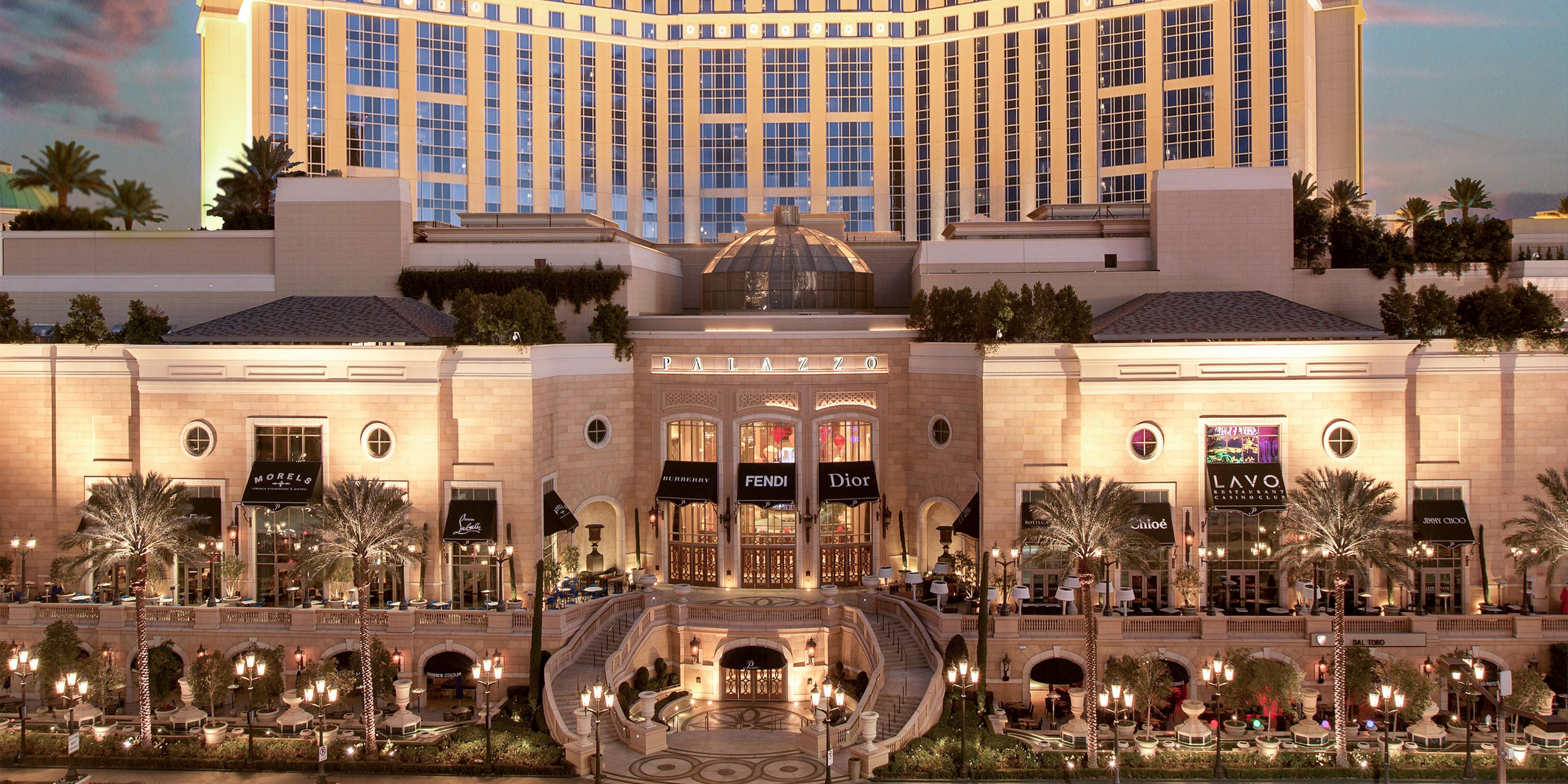 Hotel Reviews For Intercontinental Alliance Resorts The Palazzo Las Vegas