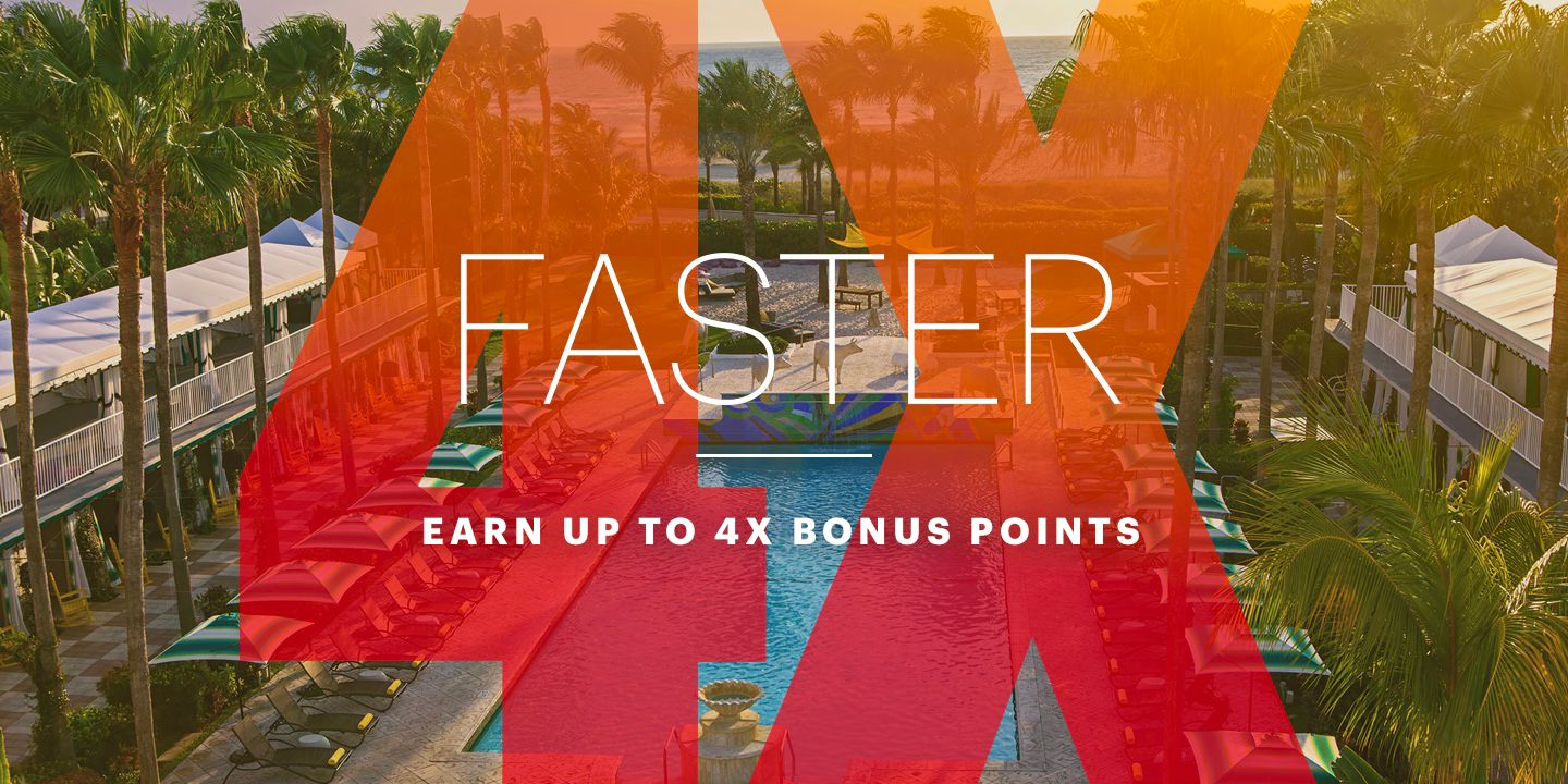 ihg rewards club earn 4x points 2020