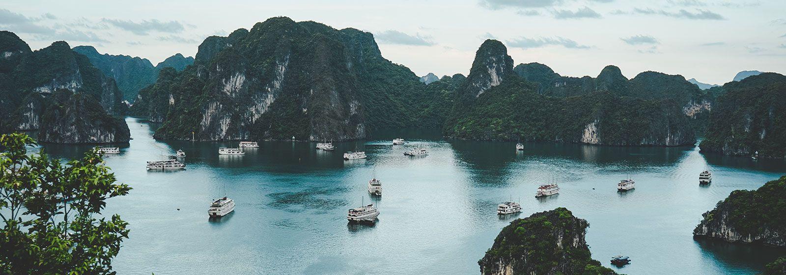 خطط لرحلتك إلى فيتنام