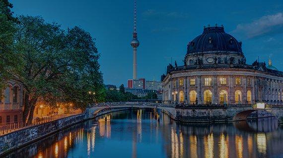 Hotels in Berlin buchen