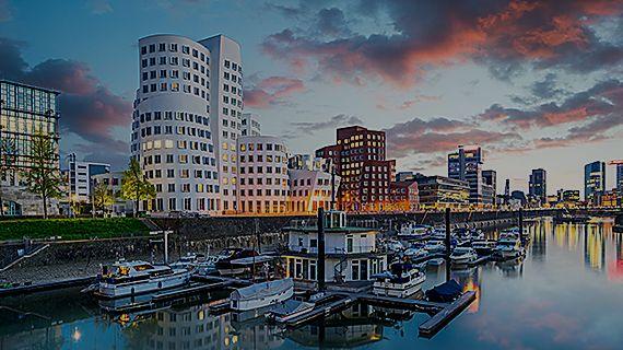 Hotels in Düsseldorf buchen