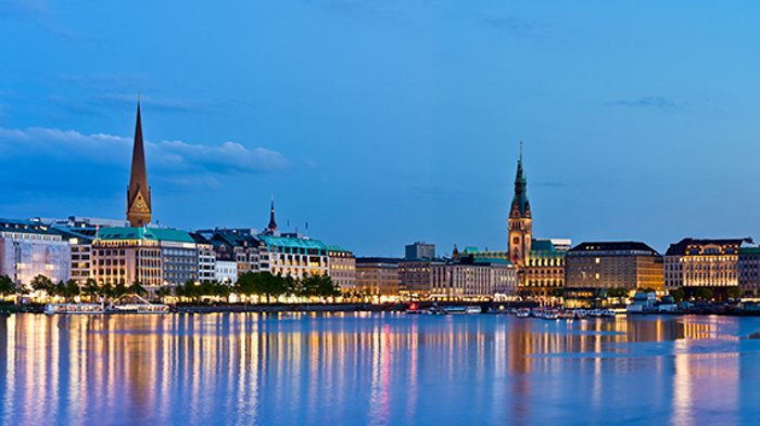 Hotels in Hamburg buchen