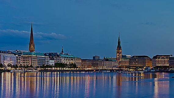 Hotels in Hamburg buchen