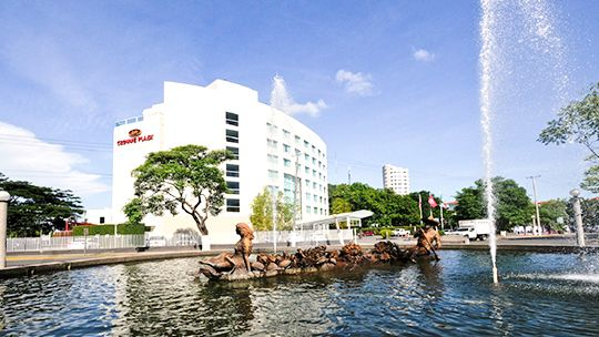 Crowne Plaza™ Villahermosa