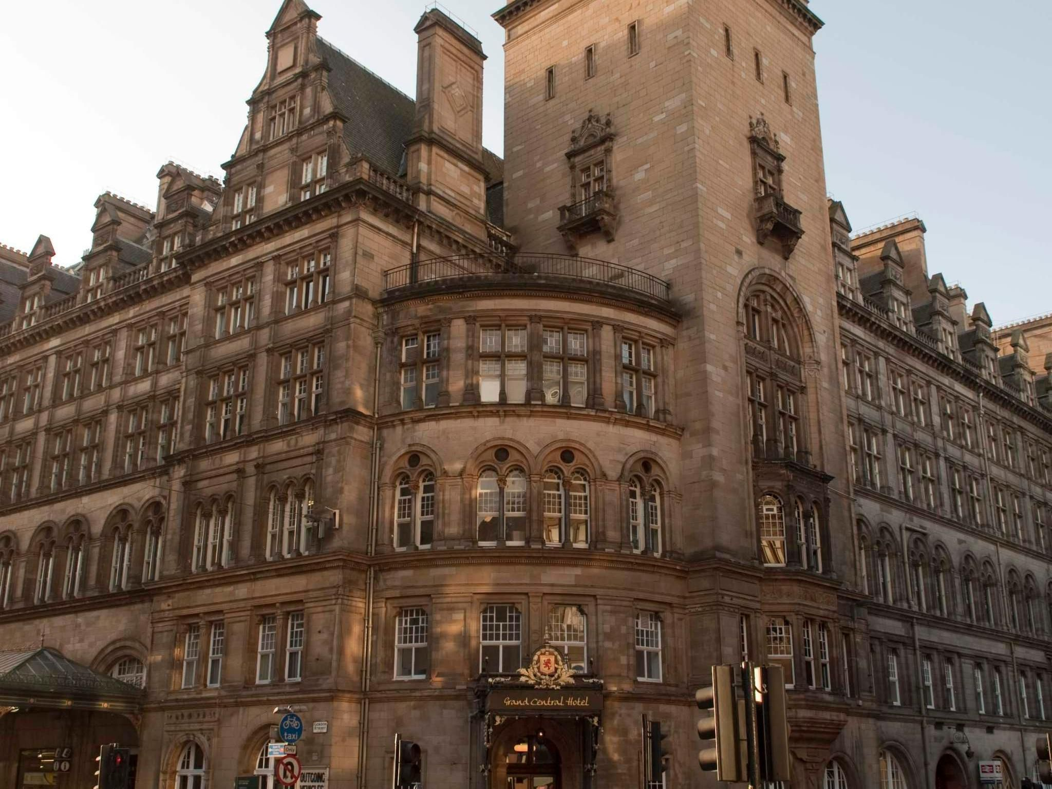 Find Hotels in Glasgow & Budget Last Minute City Centre Deals | IHG
